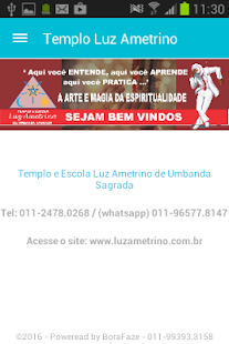 Templo Luz Ametrino - screenshot