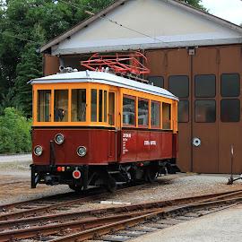 Attergau bahn  by Michal Valenta - Transportation Trains