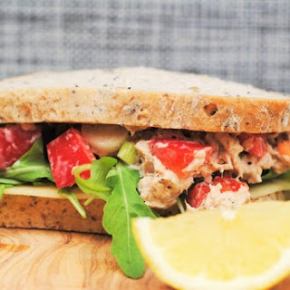 Tuna Fish Sandwich With Cheese Recipes