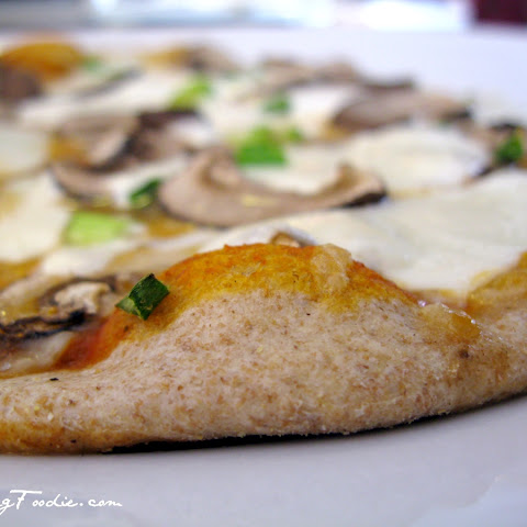 Easy Homemade Whole Wheat Pizza Dough