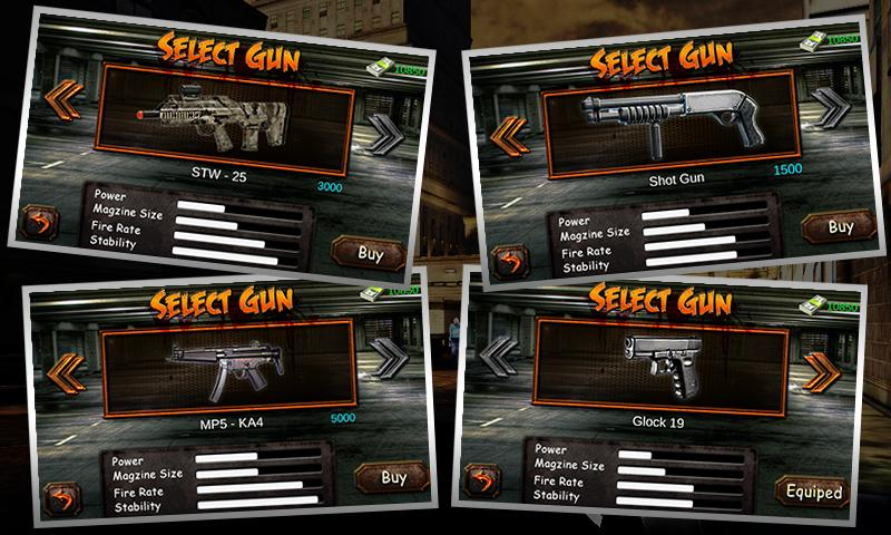 Zombie Kill Target Screenshot 4