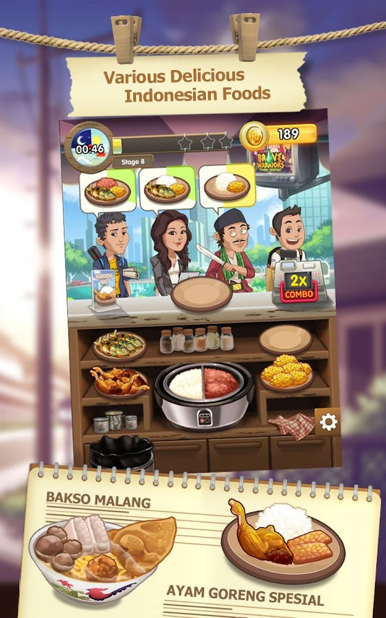 Warung Chain: Go Food Express Screenshot 2