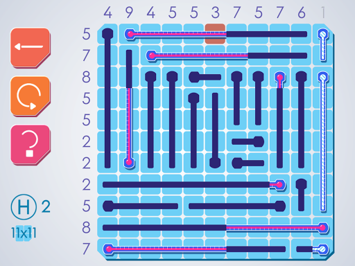 Thermometers Puzzles screenshot 12