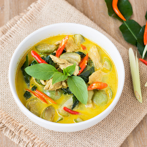 Guilt Free Paleo Thai Green Curry