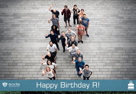 Happy Birthday R