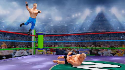 World Wrestling Revolution War screenshot 1