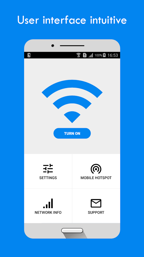 WiFi Automatic - WiFi Hotspot Screenshot 0