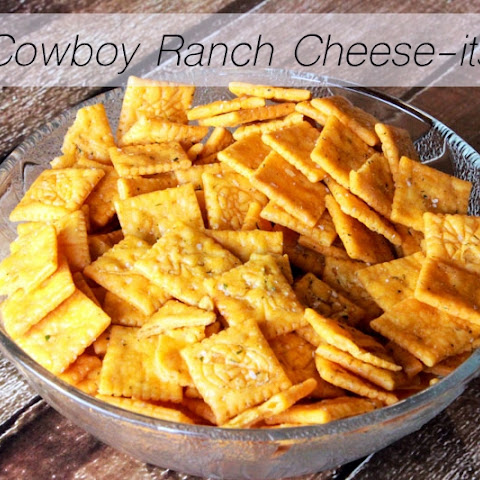 Cowboy Ranch Cheese-its