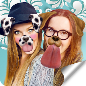 Face Camera = Motion Stickers + Artistic filters + Face Swap. By C403 Studio APK Icon