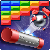 Game Brick Breaker Star: Space King version 2015 APK