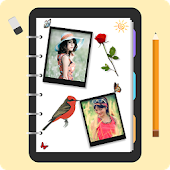 Download Book Photo Collage Art APK on PC