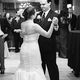 First Dance by Brittani Chin - Wedding Reception