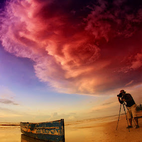 LANDSCAPER by Farid Wazdi - Landscapes Beaches