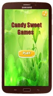 Candy Sweet Games - screenshot