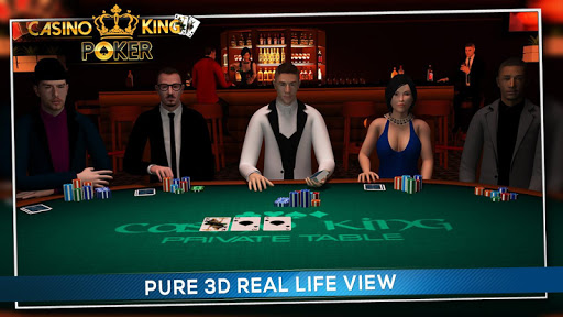 Poker 3D - screenshot