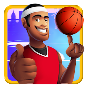 Cover art Full Basketball Game