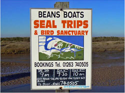 Boat Trips In North Norfolk | Holland House Bed & Breakfast North Norfolk