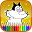 APK Game Kids Coloring Game for Oggy for iOS