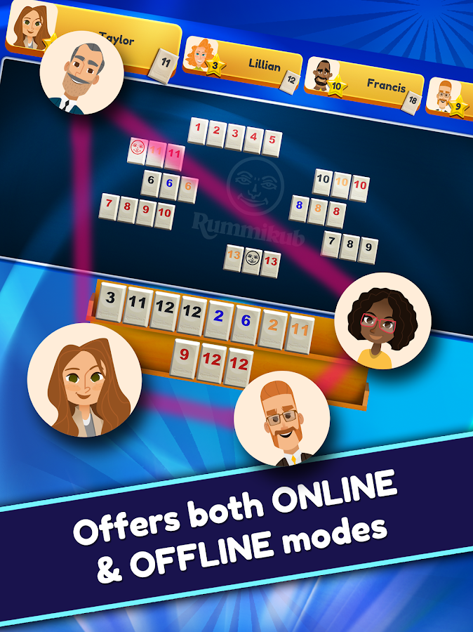 Rummikub Screenshot 4