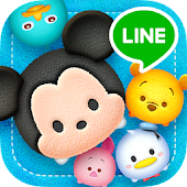 Download LINE:ディズニー ツムツム APK to PC