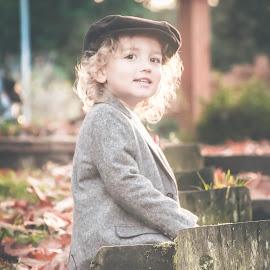 Jax by Jenny Hammer - Babies & Children Child Portraits ( child, cute, boy, portrait, hat )