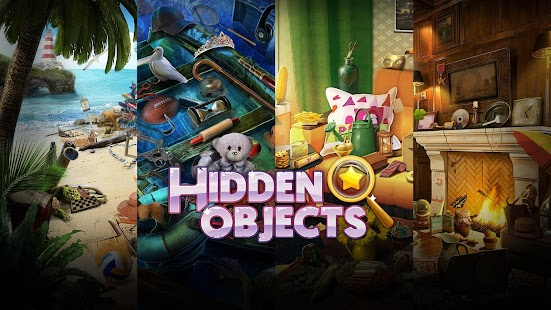 Hidden Object Games for Adults 🌟 Puzzle Game App for pc