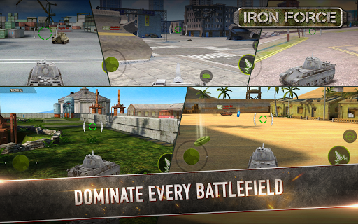 Iron Force screenshot 9