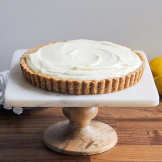 Lemon Cream Tart with Browned Butter Crust