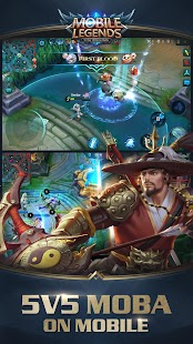 Mobile Legends: 5v5 MOBA apk screenshot