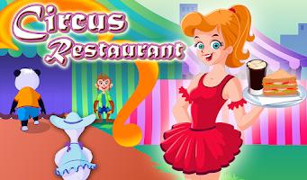 Screenshot of Circus Restaurant