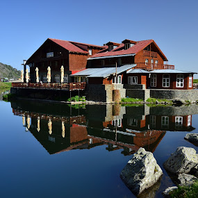 Balea Lake by Neli Dan - Buildings & Architecture Office Buildings & Hotels ( pwclandmarks,  )