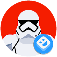AR Stickers: The Last Jedi For PC