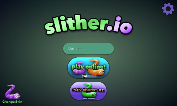 slither.io apk screenshot