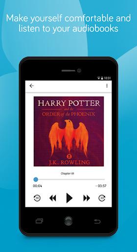 tolino e-book reading app - books reader screenshot 6