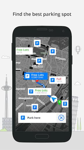 GPS Navigation & Offline Maps Sygic screenshot 7