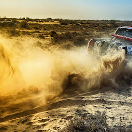 Raees by Abdul Rehman - Sports & Fitness Motorsports ( rally, natural light, sand, pakistan, multan, adventure, desert, cholistan, thrilling, dangerous sport, dust, angry, sun light, dangerous )