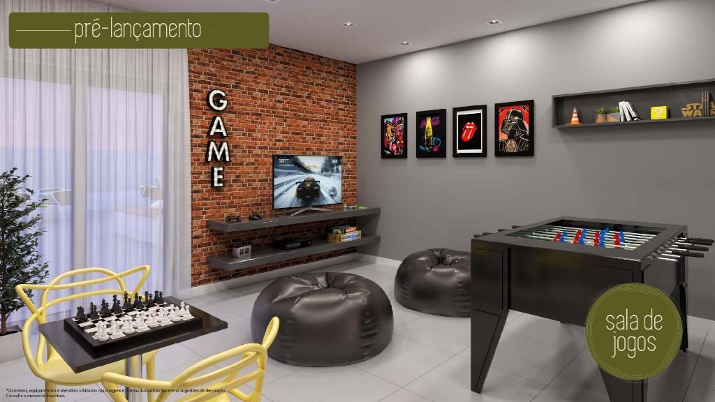 Apartamento com 3 dormitórios à venda, 56 m² por R$ 183.900 - Centro - Araucária/PR