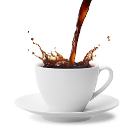 Coffee Splash by Miroslav Potic - Food & Drink Alcohol & Drinks ( splash, coffee cup )