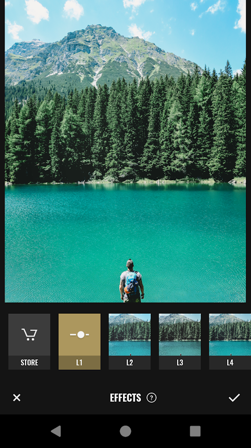 Fotor Photo Editor - Photo Collage & Photo Effects Screenshot 1