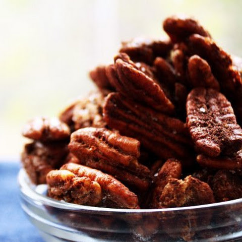 How To Make Pumpkin Pie Pecans With Agave