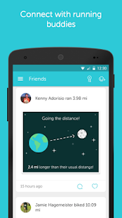 Download Runkeeper - GPS Track Run Walk APK for Android Kitkat