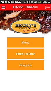 Hecky's Barbecue - screenshot