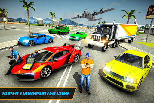 Car Transporter 2019 – Free Airplane Games For PC