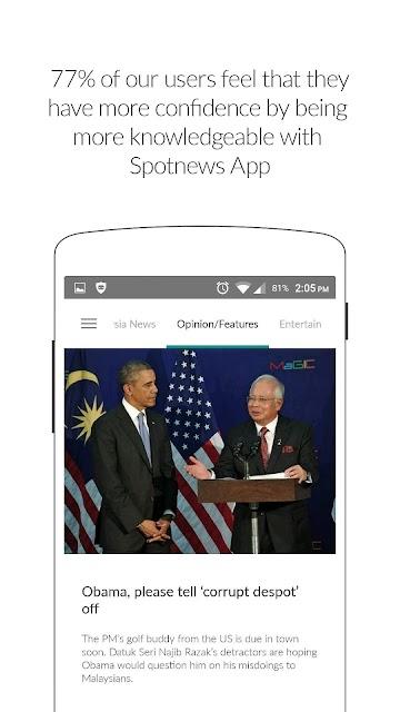 SPOT News | Local News screenshots