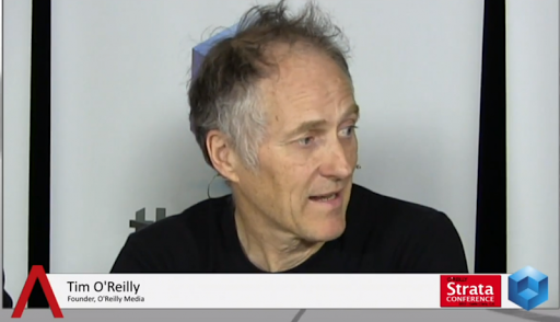 Big Data Buzz Begone. Tim O'Reilly Shows Nerds What's Next