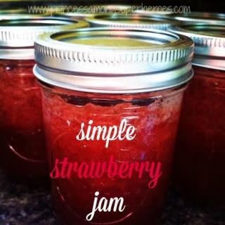 Simple Strawberry Jam Recipes
