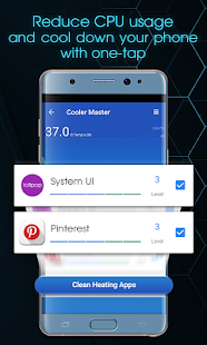 App Cool Master Cool Down Phone APK for Windows Phone
