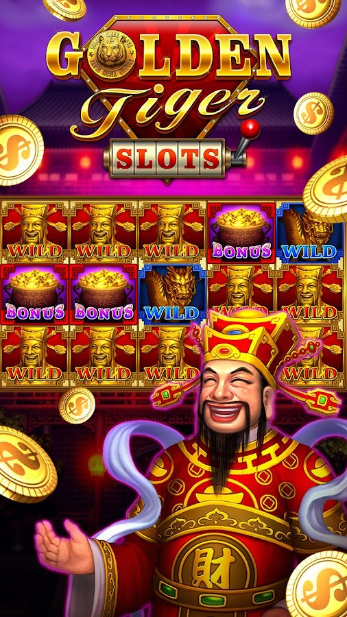 Golden Tiger Slots- free vegas Screenshot 16
