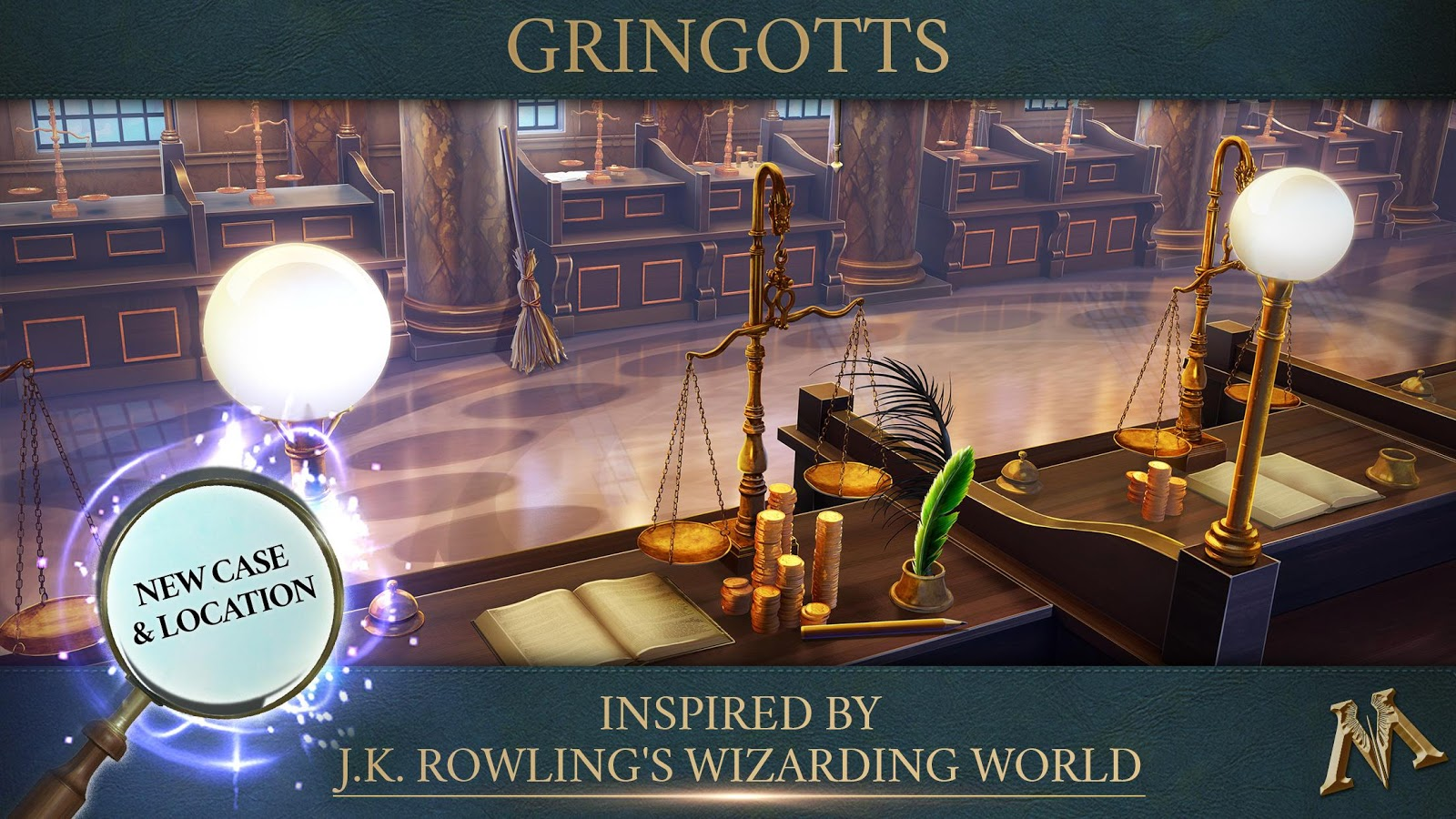 Fantastic Beasts™: Cases Screenshot