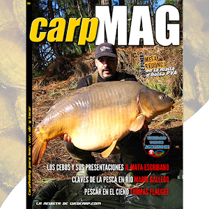 Cover art CarpMAG 16